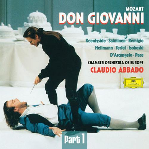 """Simon Keenlyside sings """"Fin ch'han dal vino"""" from W. A. Mozart's """"Don Giovanni"""""""