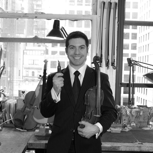 Giancarlo Arcieri, violinmaker: Original #radiostory via @CitySpoonful