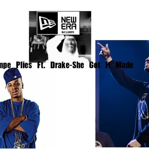 "Plies Ft. Drake - She Got It Made (Remix) DJ Lampe ""Motivation"""