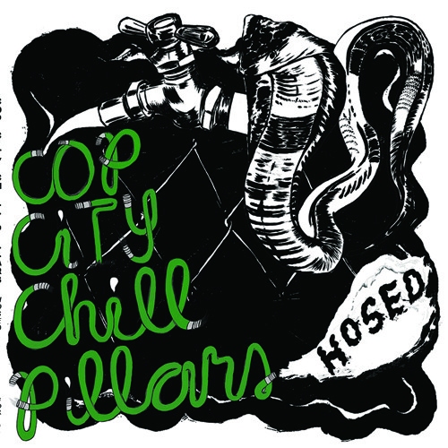 Cop City/Chill Pillars- Cleaning The Pool