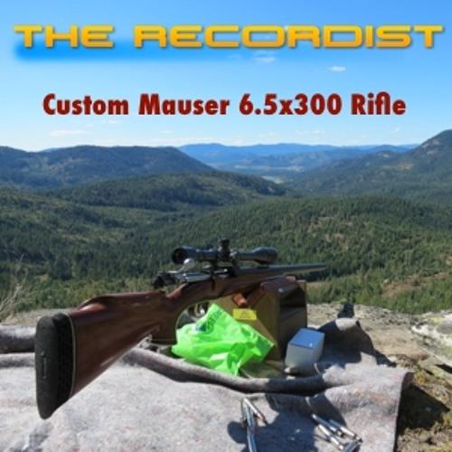 Gun Mauser Rifle
