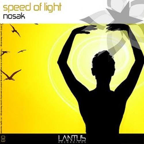 Nosak-Speed Of Light (Lantus Recordings)