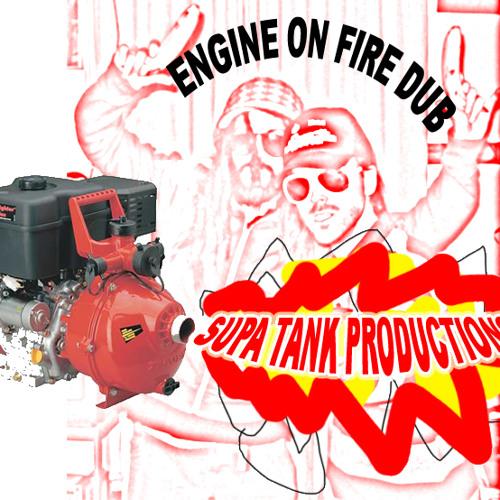 Toppa IrieItes - Engine on fire dub maximizt