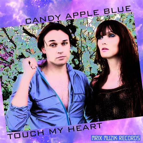 Candy Apple Blue -Touch My Heart