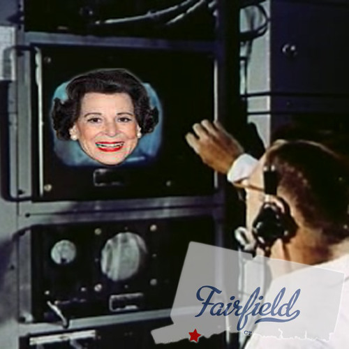 "Kitty Carlisle in Fairfield, Connecticut - Singing ""No Such Number"""