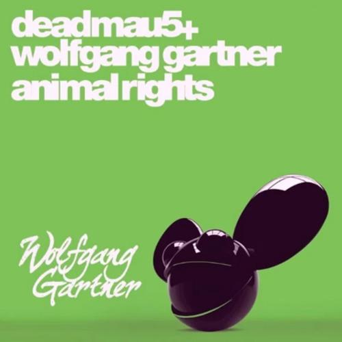 Deadmau5 and Wolfgang Gartner - Animal Rights (Fonik's Ark Vs. Sanders Reshuffle)