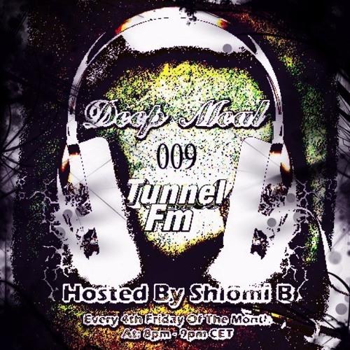 Shlomi B. 'Deep Meal' 009 Tunnel Fm September 2012