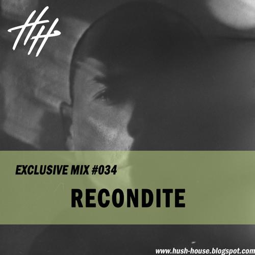 HH MIX #034 - RECONDITE