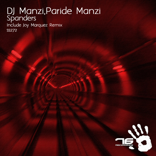 DJ Manzi - Spanders (Original Mix) - 76 Recordings