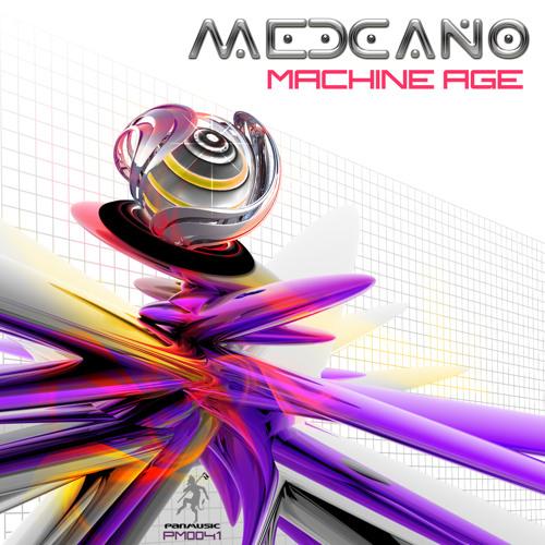 "03 - MECCANO & FREAK BEAT - Pretty Stoned Head ""MACHINE AGE EP"" by PanMusic Recs"