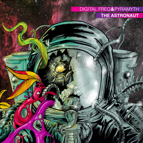"Digital Freq & Pyramyth - Space Craft ""Out Now on Beatport"""