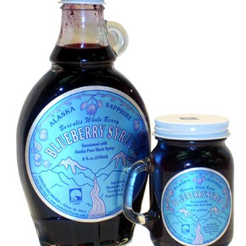Blueberry Syrup -  DARK E FREAKER X DANNY BROWN X THREE SIX MAFIA (WAK LYF EDIT)