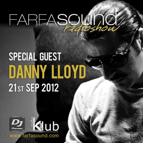 Danny Lloyd at Farfasound Show (ESP) [on DJ PIONEER 21.09.12]