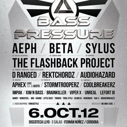Basspressure 2012 promo mix (mixed by CoolBreakerZ and Xim&Bass)