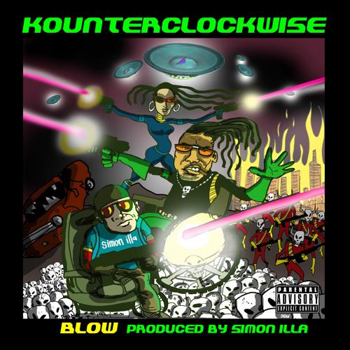 Blow - Kounterclockwise (prod. Simon Illa)