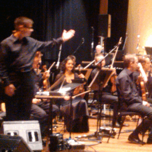 Entre l'absurde et le mystere - for chamber orchestra