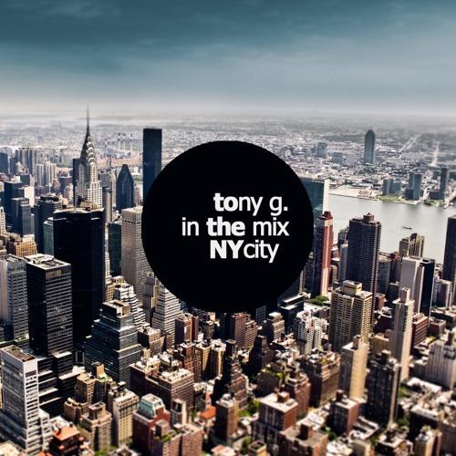 tony_g - TO_NYcity (Dh mix oct 2012)
