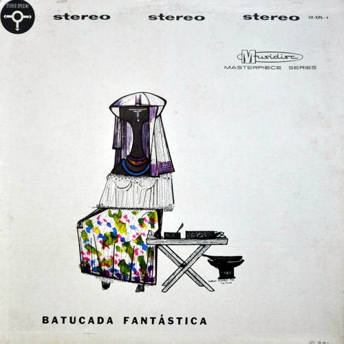 22 - Samba Drums