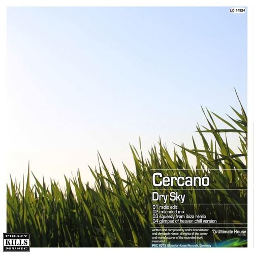 presents. Cercano - Dry Sky (Glimpse Of Heaven Chill Version prev.)