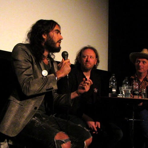 Russell Brand, John Rogers, Bob & Roberta Smith - Make Your Own Damn Art Q&A at Curzon Soho