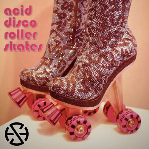 Acid Disco Roller Skates