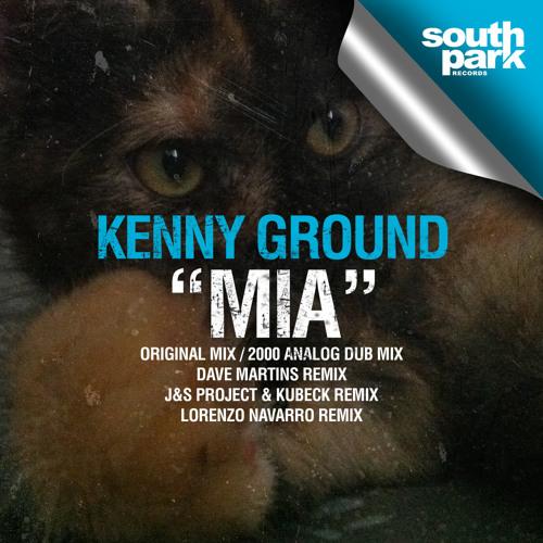 Kenny Ground - Mia (Kenny's Analog Dub Mix) [Southpark Records]