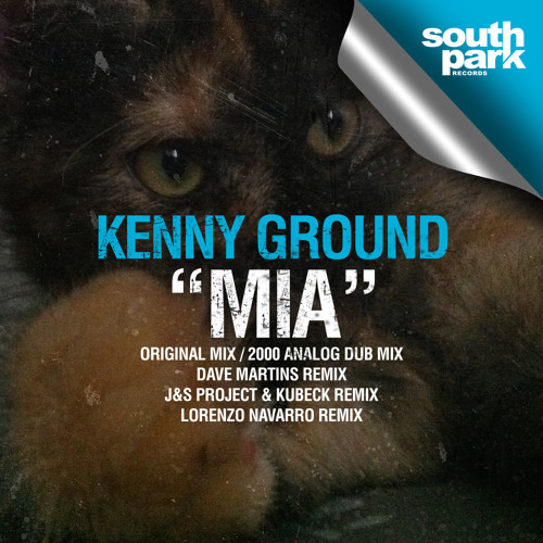 Kenny Ground - Mia (Original mix) [Southpark Records]