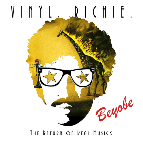 """Round and Round (off of """"VINYL. RICHIE: The Return of Real Musick"""")"""