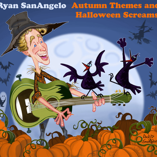 Ryan SanAngelo - Scotty the Scarecrow