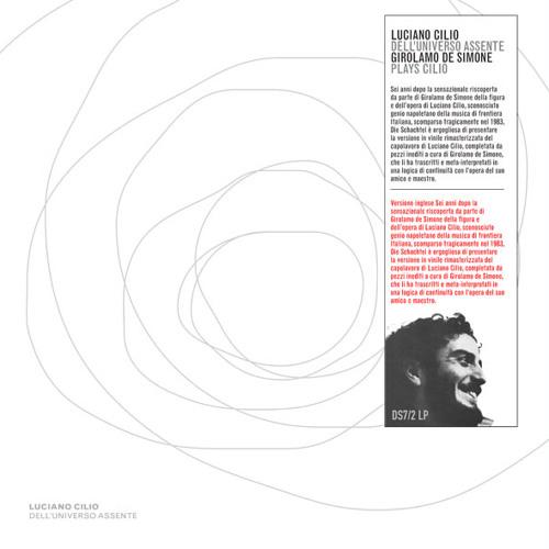 """Luciano Cilio """"Interludio"""" da Dell'Universo Assente"""