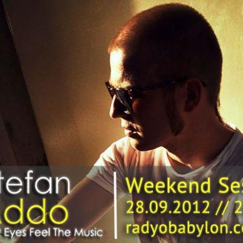 Stefan Addo | Weekend Sessions [September 28, 2012] On Radyo Babylon
