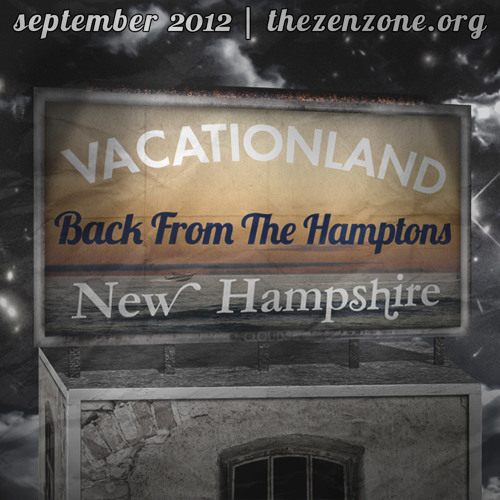 VACATIONLAND #6 - Back From The Hamptons | September 2012