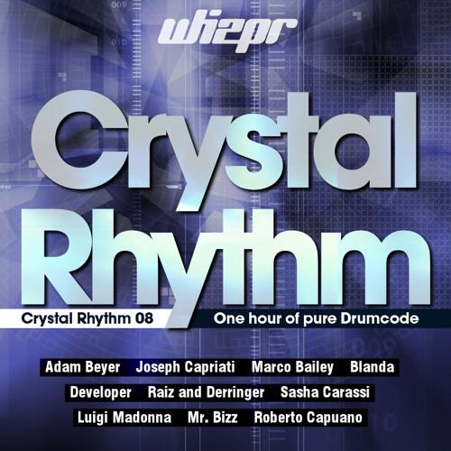 Whizpr - Crystal Rhythm 08