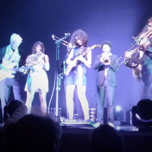 David Byrne & St. Vincent Burning Down The House From the Tower Theater 9/27/2012