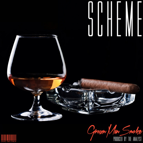 Scheme - Grown Man Smoke (produced by The Analyst)