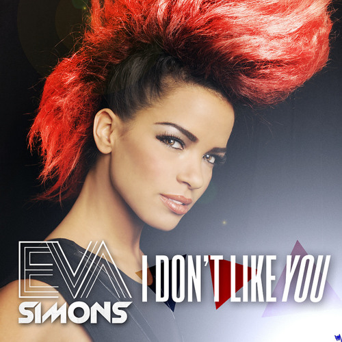 Eva Simons - I Dont Like You ( House Progressive Remix ) TEASER