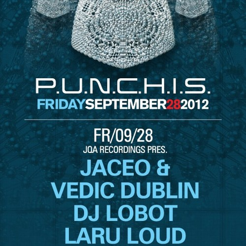 Live in the Beatport Lounge at Beta Nightclub [P.U.N.C.H.I.S. Fridays with JQA Recordings 9/28/12]