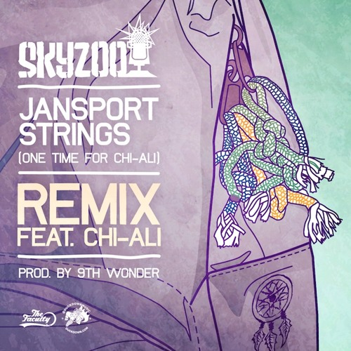 Jansport Strings Remix (feat. Chi-Ali)