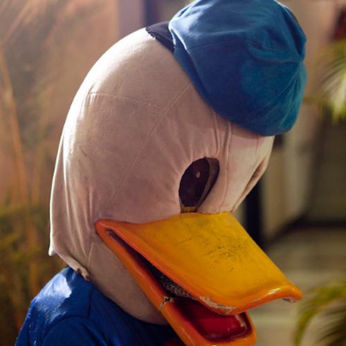 spooky scary quack