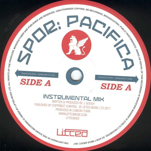 Spor - Pacifica (Uprise meets Kito & Reija Lee Re-Mashed)