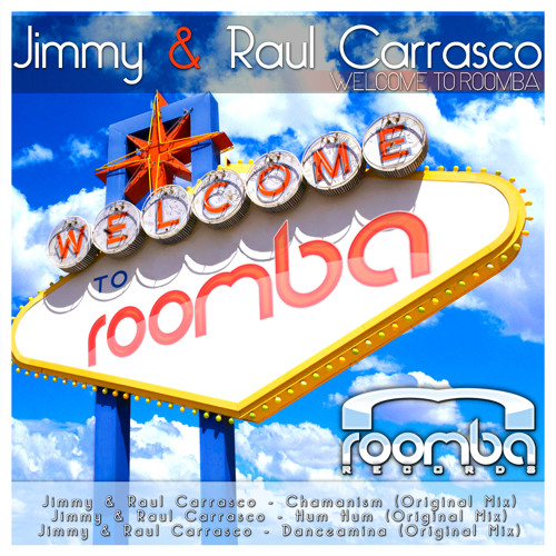 Jimmy & Raul Carrasco - Danceamina (Original Mix) (promo)