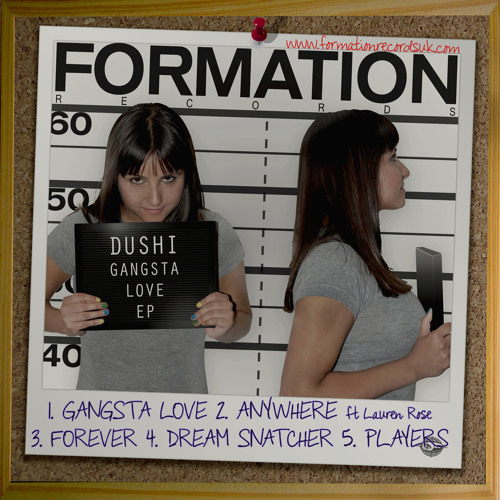 Dushi  Dream Catcher - [Formation Records]