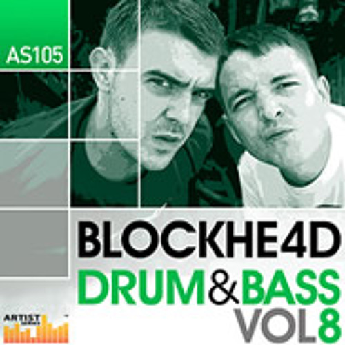 Blokhe4d - Drum and Bass Vol.8