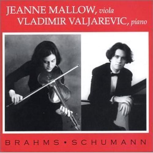 Vladimir Valjarević / Jeanne Mallow : J. Brahms Sonata in F Minor, Op. 120, No. 1,  Allegro Appasionato