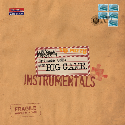 Lewis Parker 'The Big Game' Instrumental - Snippets