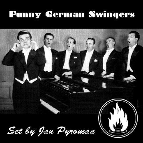 FUNNY GERMAN SWINGERS Set by Pyromaniac (aka Jan Pyroman)