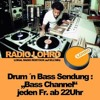 Basschannel 28.09.12 - DnB Live Session - Lohro - DJ Hell Mood