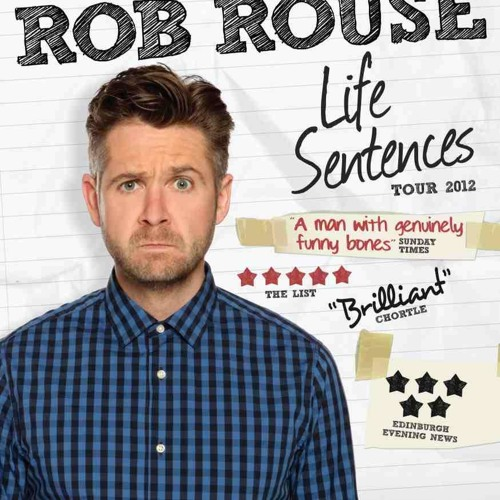 Interview with Rob Rouse (Humour Me Comedy Podcast)