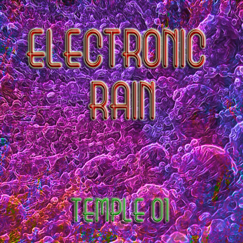 Electronic raindrops  housemix by temple01 - 2008