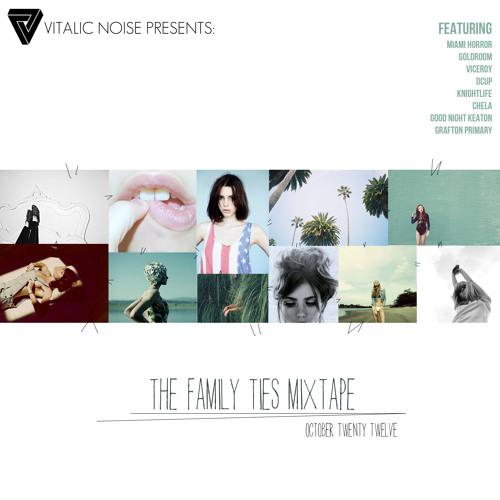 The Vitalic Noise 'Family Ties' Mixtape